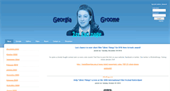 Preview of georgiagroome.co.uk